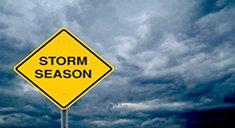 storm season Gold Coast