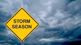 storm season electrical safety gold coast