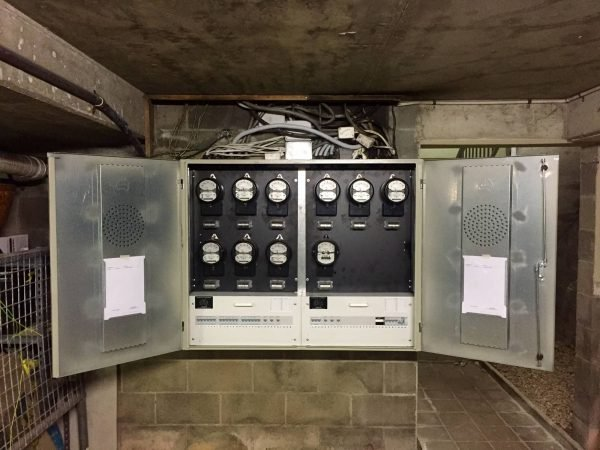 Switchboard Upgrade - After